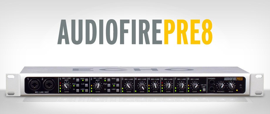 Echo Audio Fire 12
